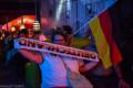 Sygnaliści z Niemiec świętowali Mistrzostwo Świata w Tucholi 13.07.2014-6