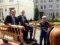 Wizyta ministra środowiska Macieja Grabowskiego w Śliwicach 27.06.2014