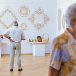 Wystawa sztuki ludowej w Tucholi 55. Dni Borów Tucholskich 11.07.2014-1