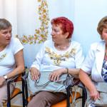 Wystawa sztuki ludowej w Tucholi 55. Dni Borów Tucholskich 11.07.2014-4