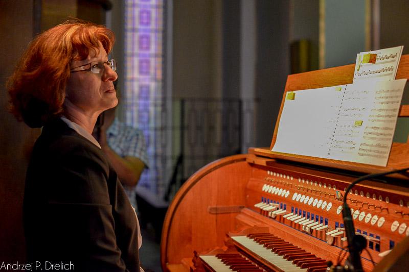 Letni Festiwal Organowy kościół Bożego Ciała w Tucholi 17.08.2014-2