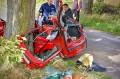 Wypadek Drożdżenica 23.08.2014-1