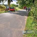 Wypadek Drożdżenica 23.08.2014-9