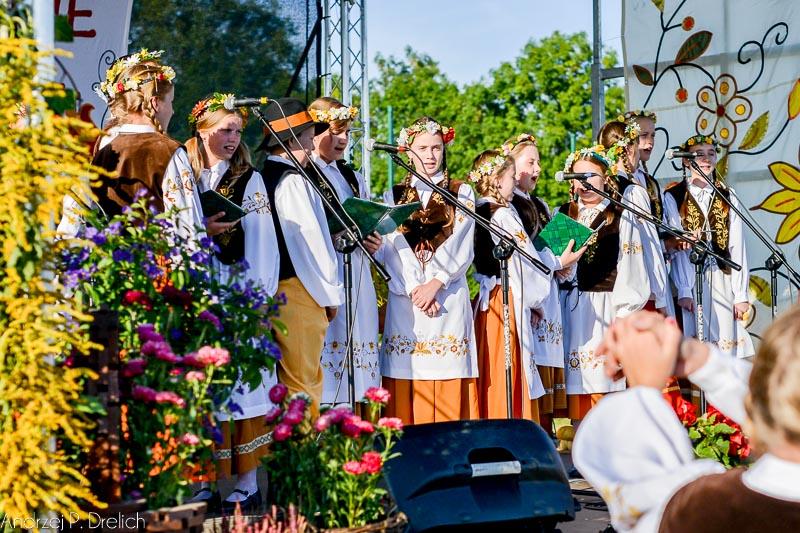 Dożynki gminy Tuchola Stobno 6.09.2014-16