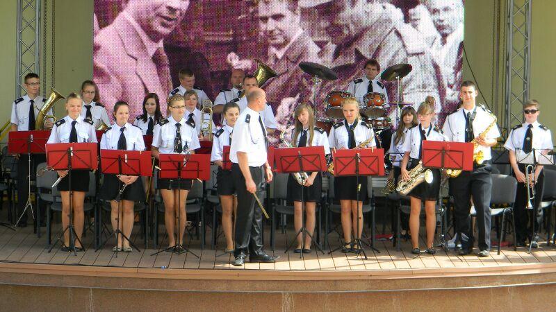 Orkiestra Śliwice (fot. UG Śliwice)