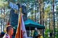 Uroczystość pod Pomnikiem Pomordowanych w Rudzkim Moście 7.09.2014-14