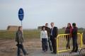 Ścieżka rowerowa Śliwice - Lińsk oddanie do użytku 7.10.2014 (fot. Starostwo w Tucholi) 2