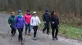 Otwarcie ścieżki nordic walking Śliwice 22.11.2014 3