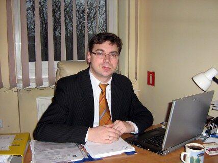 Ireneusz Kucharski, fot. UG Gostycyn