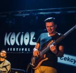 Koncert Michał Milczarek Trio GOK Cekcyn Kocioł Festival 4.12.2014-4