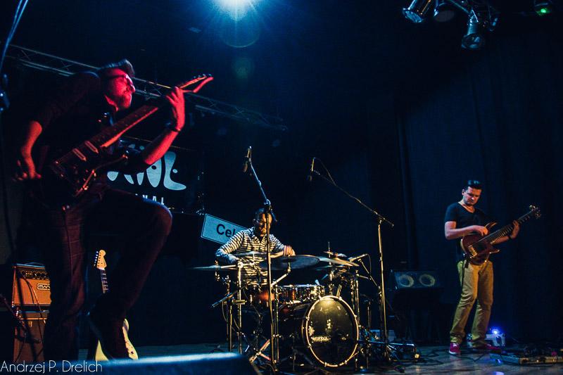 Koncert Michał Milczarek Trio GOK Cekcyn Kocioł Festival 4.12.2014-6