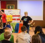 Deutsch Wagen Tour w ZSO Tuchola 12.02.2015-17