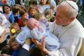 Jan Paweł II dzieci