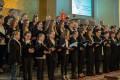 'Pamiętamy…' – koncert w rocznicę kanonizacji Jana Pawła II Chór Camerata kościół Boożego Ciała Tuchola 26.04.2015-1