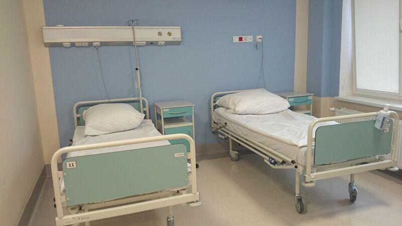 Ginekologia Szpital Tucholski po remoncie (fot. Szpital Tucholski) 5.2015 1