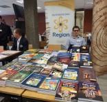 Tucholskie publikacje na  III Toruńskim Kiermaszu Książki RegionalnejDni Ziemi w Ostrowcu Świętokrzyskim 05.2015 4