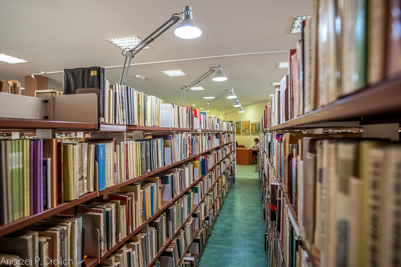 biblioteka, książki, MBP Tuchola 2015-1