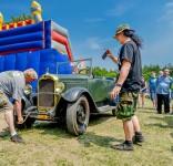 14. Wystawy Pojazdów Zabytkowych w Tucholi DBT 5.07.2015-19