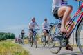 Rajd rowerowy Kujawsko-Pomorskie na rowery Tuchola DBT 4.07.2015-17