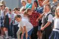 Początek roku szkolnego SP1 Tuchola 1.09.2015-24