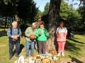 Grzybobranie PZEiR Tuchola 2.10.2015 1