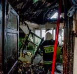 Pożar Klocek 1.10.2016-20