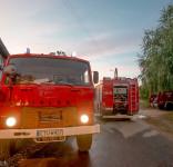 Pożar Klocek 1.10.2016-31