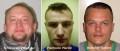 Poszukiwani zbiegli z więcienia w Grudziądzu 10.10.2015 fot.  POLICJA