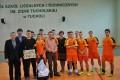 Powiatowe Igrzyska Sportowe Szkół Ponadgimnazjalnych pow. tucholski 2014-2015 zakoczenie 5.11.2015 5