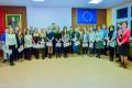 Euroscola 2015 - wyjazd europarlament ZSO Tuchola spotkanie po powrocie 10.12.2015-6