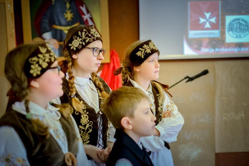 III edycja turnieju 'Szlakiem Borowiackiej Tradycji – projekt dla regionu' ZSO Tuchola 9.12.2015-5