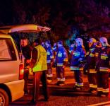 Wypadek Gostycyn nie żyje prezes zarządu gminnego OSP Gostycyn Henryk Łożyca 26.01.2016-12