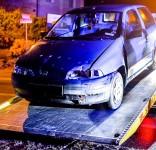 Wypadek Gostycyn nie żyje prezes zarządu gminnego OSP Gostycyn Henryk Łożyca 26.01.2016-6