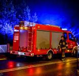 Wypadek Gostycyn nie żyje prezes zarządu gminnego OSP Gostycyn Henryk Łożyca 26.01.2016-7