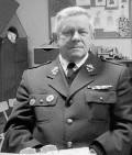 Bernard Grugel prezez OSP Cekcyn