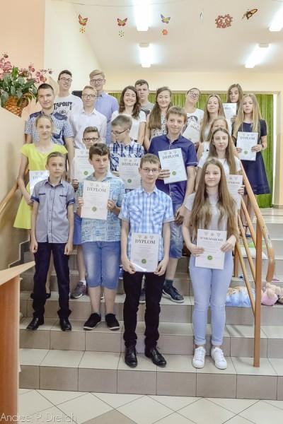 Liga zadaniowa wyniku ZS Gostycyn 4.06.2016-4