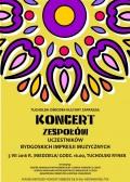 występ zespołów Bydgoskich Impresji Muzycznych Tuchola Rynek 3.07.2016