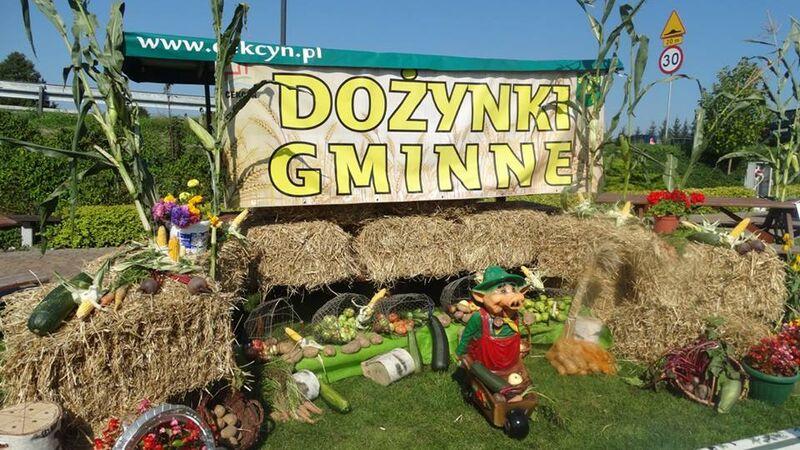 Dożynki gminne Cekcyn 27.08.2016 (fot. GOK Cekcyn) 4