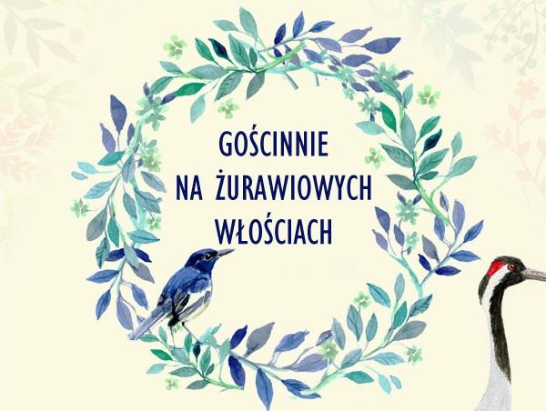 Goście na żurawinowych włościach 1.10.2016 Przymuszewo plakat