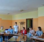VI Młodzieżowa Rada Gminy Gostycyn 13.09.2016 (fot. UG Gostycyn) 1