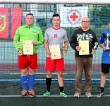 Turniej Piłki Nożnej o Puchar Prezesa Zarządu Polskiego Czerwonego Krzyża w Tucholi 29.09.2016 fot. UM Tuchola 6