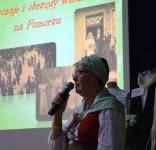 XVIII FORUM TWORCZOŚCI LUDOWEJ ZIEMI KASZUBSKIEJ 21, 22.10.2016 Somonino fot. M. Ollick 6