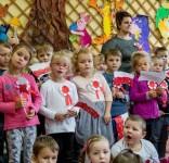 Święto Niepodległości Przedszkole Cekcyn 11.2016 4