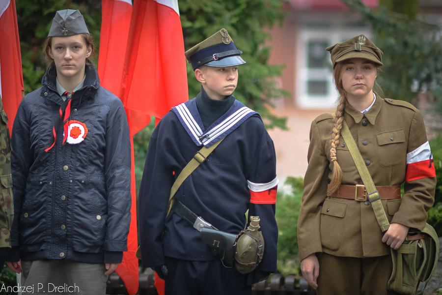 Święto Odzyskania Niepodległości Tuchola 11.11.2016-28