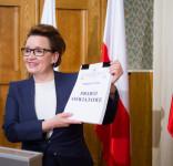 min. Zalewska (fot. MEN)