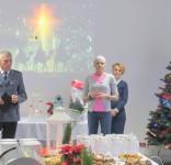 Spotkanie opłatkowe KPP Tuchola 21.12.2016 fot. KPP Tuchola 3