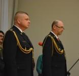 Zmiana na stanowisku komendanta PSP Tuchola TOK Tuchola 30.11.2016 fot. KW PSP Toruń 5