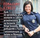 Outsider Broken płyta Marka Łuczaka dla Kingi Szwedy fot. KWP Szczecin 2