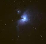 Wielka Mgławica w Orionie fot. Mikołaj Janowic (astrobaza w Gostycynie) 02.2017