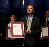 W ubiegłym roku Nagrodę Marszałka w kategorii Edukacja odebrał ksiądz Paweł Nowogórski, dyrektor Centrum Edukacji Młodzieży w Górsku, fot. Mikołaj Kuras